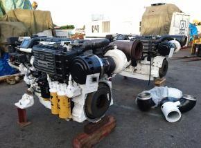 Caterpillar C18DITTA Marine propulsion engines