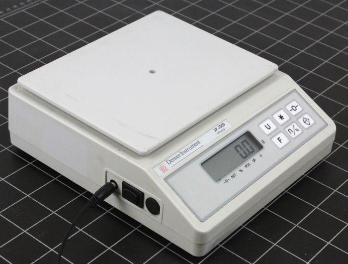 Denver Instrument XP-3000 Electronic Balance