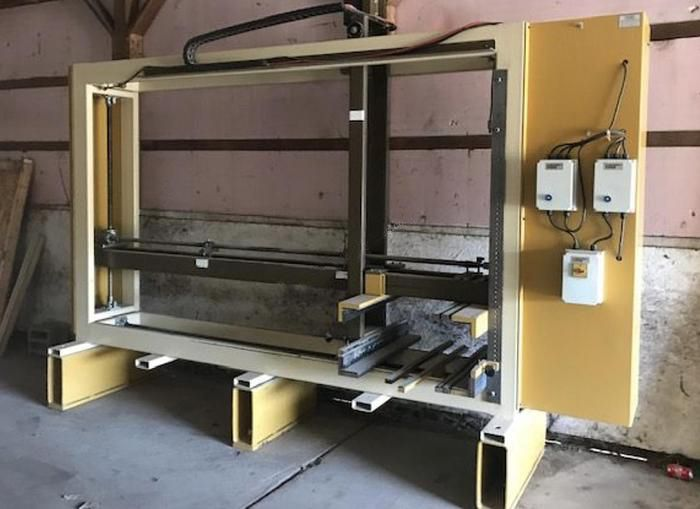 Ritter R-525-SP Case Clamp