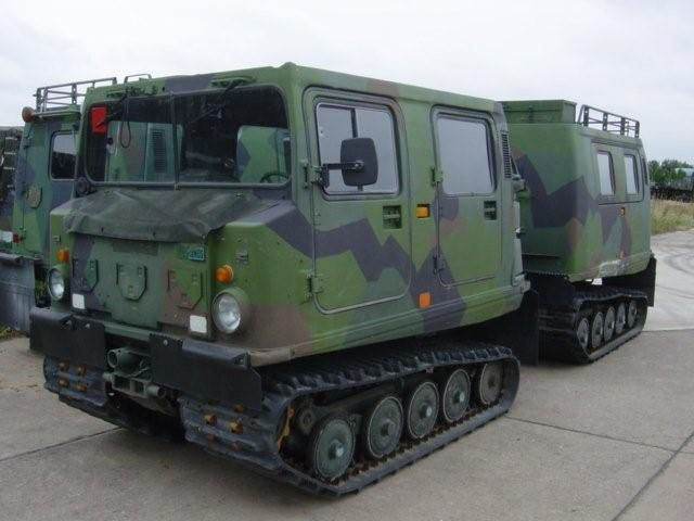 20 Hagglunds Bv206 Personnel Carrier
