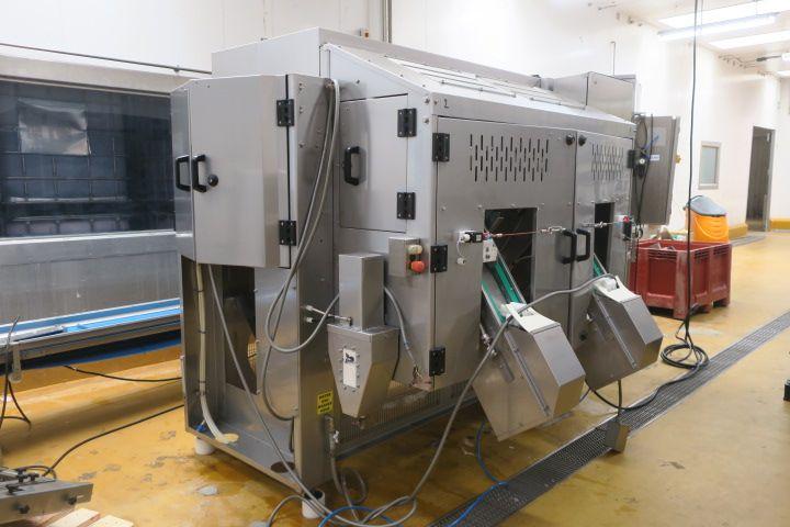 ABL OP 30 KM Peeling Machine