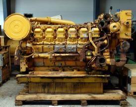 Caterpillar 3512DITA Marine Engine