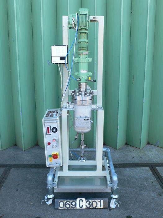 Ernst 5 Ltr Reactor
