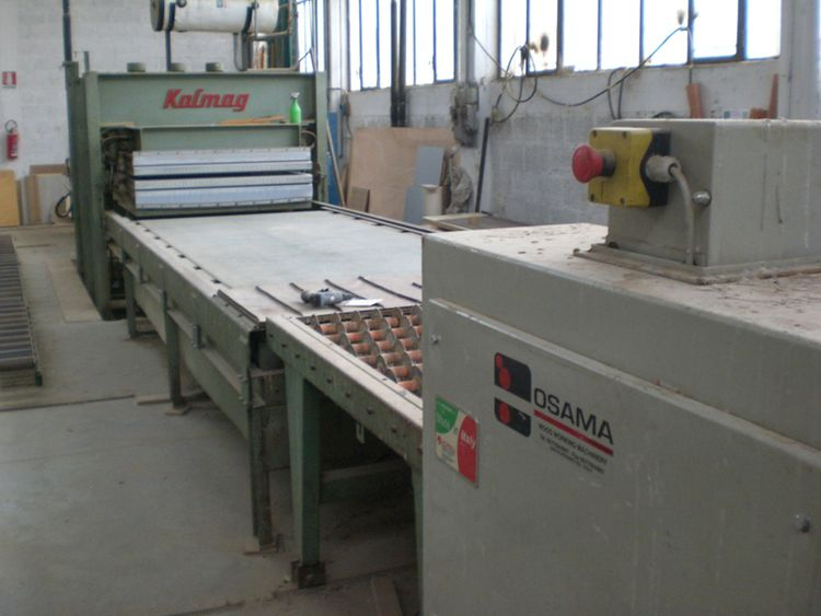 Kalmag AUTOMATIC LINE for door production