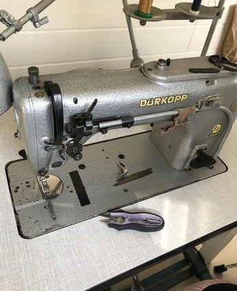 Duerkopp adler Flat stitcher