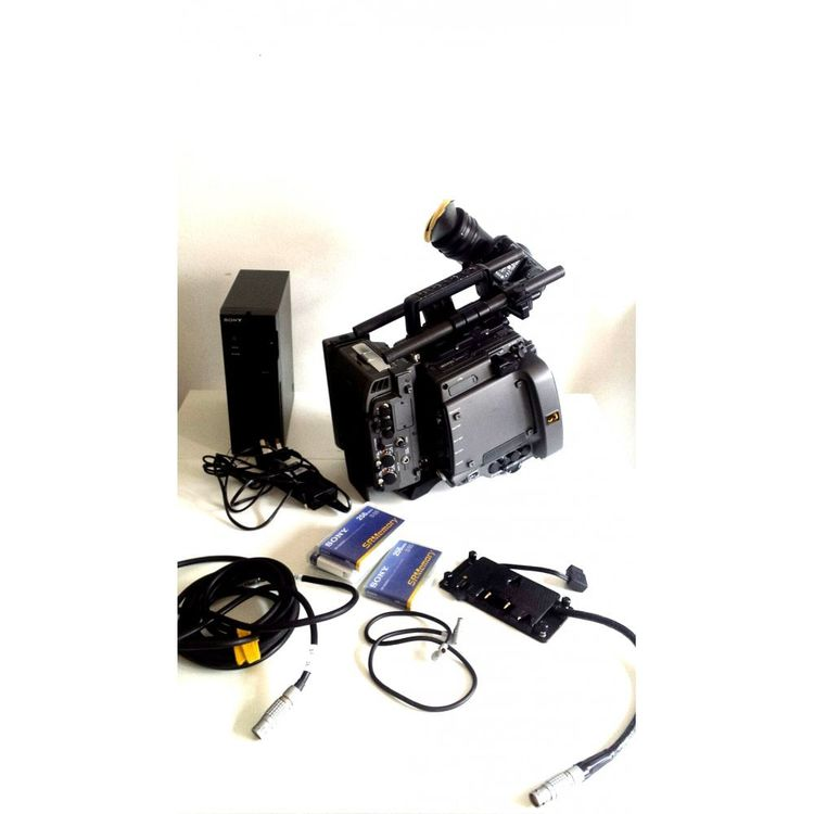 Sony F65rs Digital Motion Picture Camcorder