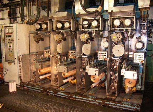 2 Barmag STM25-25 286P, BCF Lines