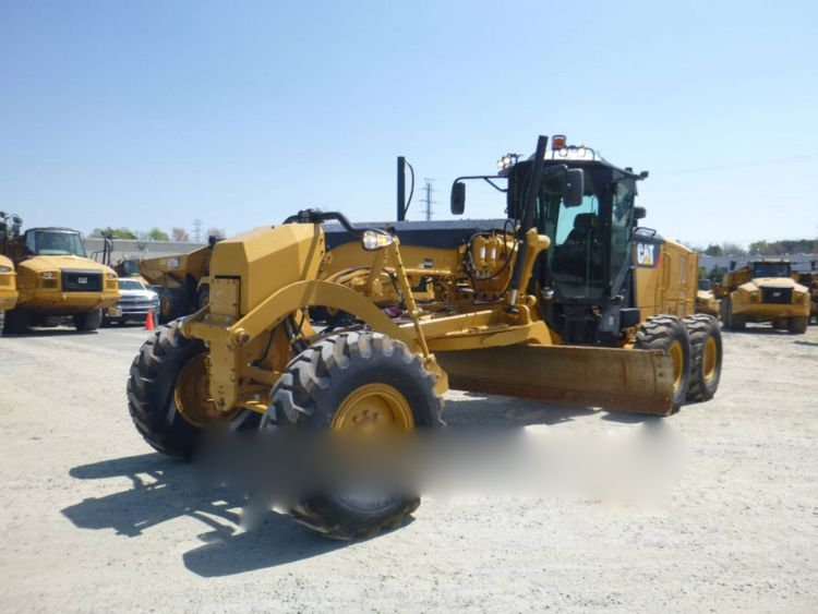 Caterpillar 12M3 Motor Graders