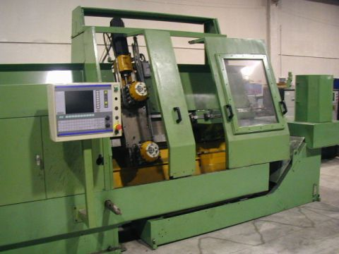 Padovani ECS 1400D Variable  2 Axis