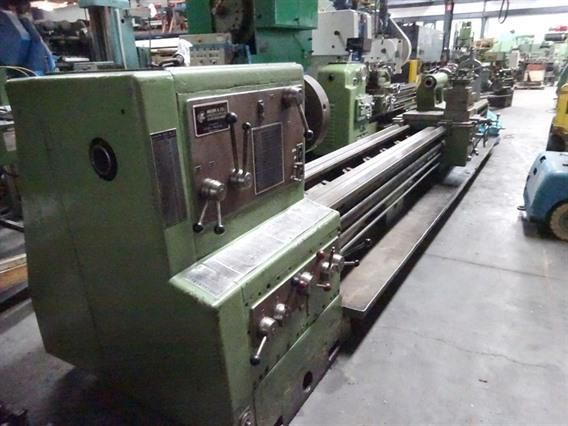 Meuser Engine Lathe Variable MV