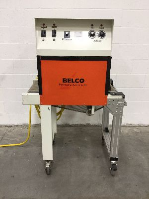 """Belco STC 2016, Shrink Tunnel 20"""" Long x 16"""" Wide"""