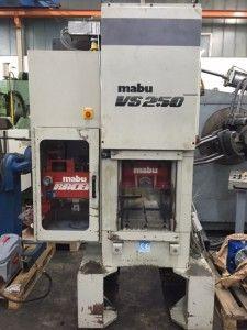 Mabu VS250 / RC11 250 Kn