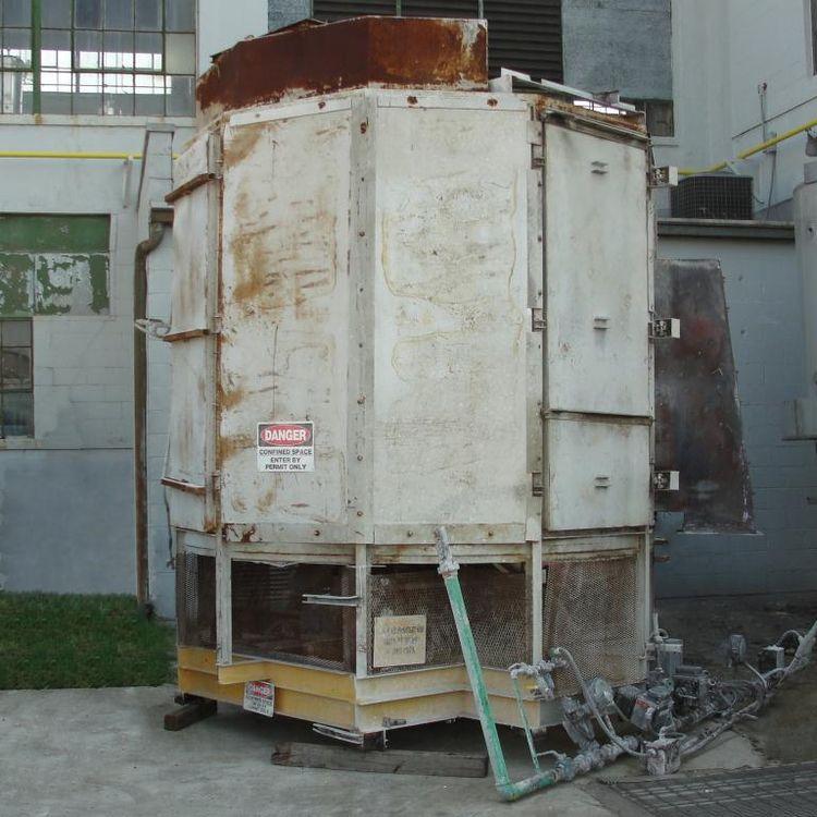 Wyssmont Rotary Tray Dryer