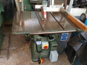 Wadkin AGS, TABLE SAW