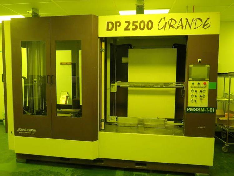 Circuit Automation DP2500