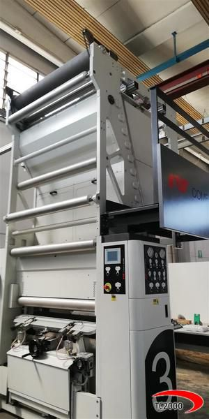 Acom Laminator / coating machine solvent
