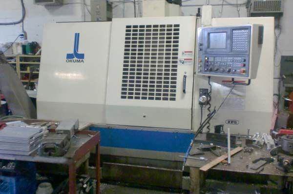 Okuma CADET-MATE VMC4020,CNC Vertical Machining Center 3 Axis