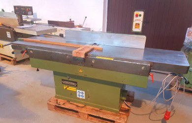 Panhans 50, Surface planer