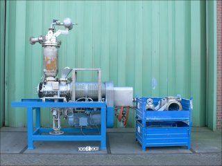 Krauss Maffei RTD-30/RTC-60 - Paddle dryer