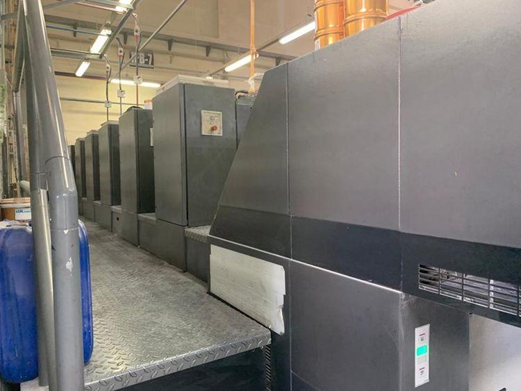 Heidelberg XL75-6 C Format 530 x 750 mm