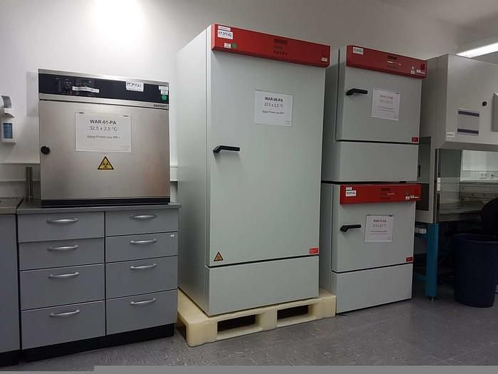 Binder KB400 Incubator with Cooling