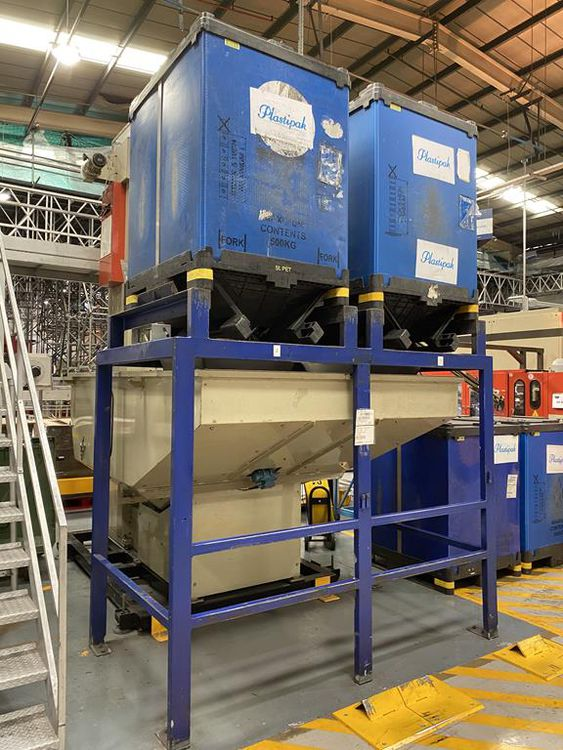 Sidel Blowmoulding and Filling Line