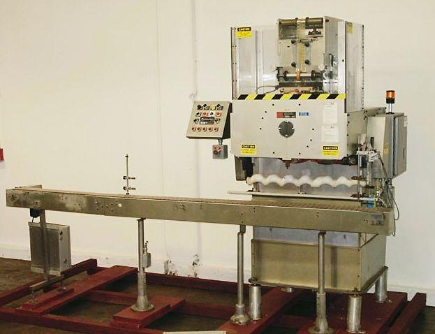 Universal 6500, Automatic Sleeving Machine