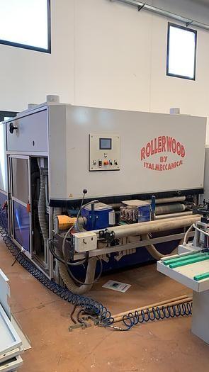 Italmeccanica ROLLERWOOD