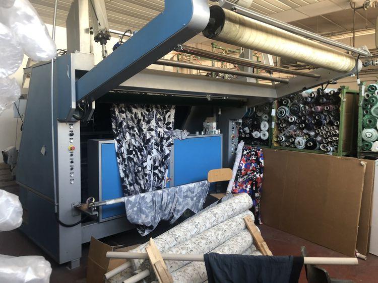 Testa fabric inspection
