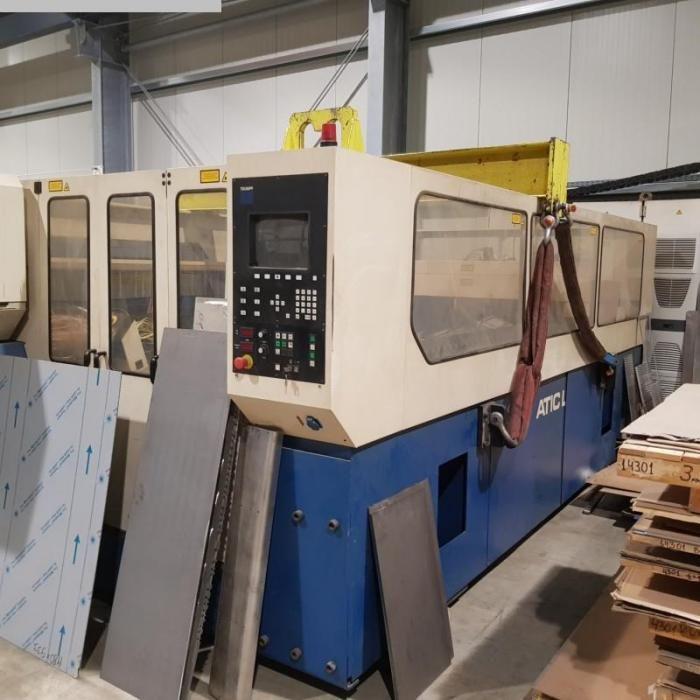Trumpf Trumatic L 3030 CNC Control