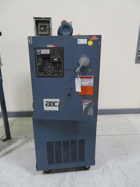 AEC Whitlock WD-50, Dehumidifying Dryer
