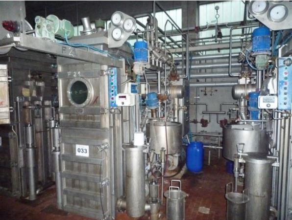 Minox PRS 100 Kg Jet Dyeing Machine
