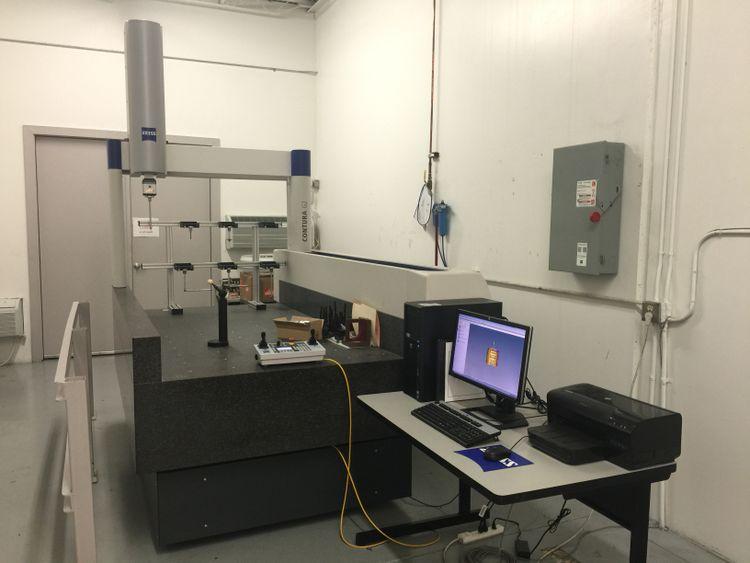 ZEISS Zeiss Contura G2 Activ 10/21/6 DCC Coordinate Measuring Machine (CMM)