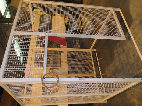 Others Robot Cage