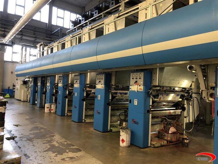 Uteco E-PRESS 1250 mm
