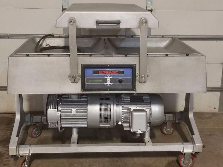 Ultravac 2100 Dual Chamber Vacuum Packaging Machine