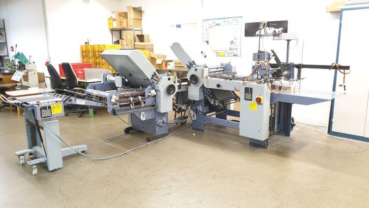 Stahl TX52/4-4-KB, Folding Machine