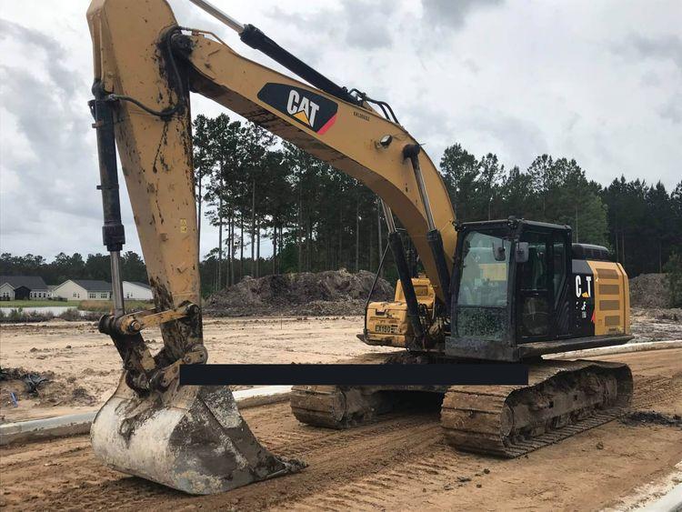 Caterpillar 329FL Excavator