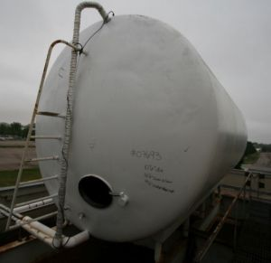 Others Horizontal Stainless Steel Tank 7,500 Gallon