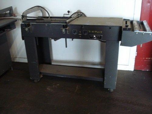 Eastey EM1622T L and Bar Sealers