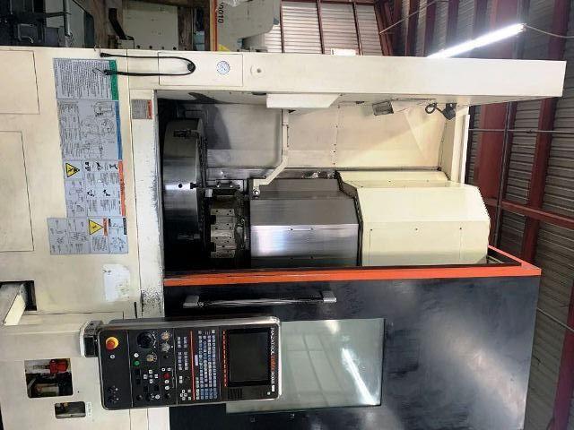 Mazak MAZATROL MATRIX NEXUS CONTROL 1250 rpm MEGA TURN 900 VTL 2 Axis