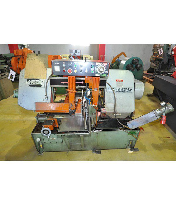 Mega BS300 HAS Band Saw semi automatic