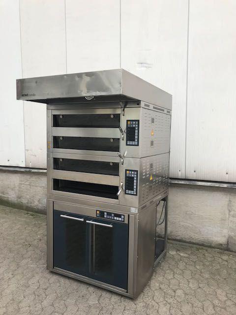Miwe Condo CO 4.0806 2D deck Oven