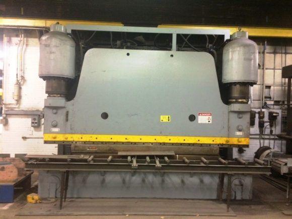 Pacific K750-14 Max. 750 Ton