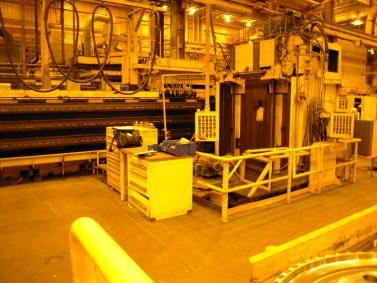 Philli 360 Broach, Horizontal Machine