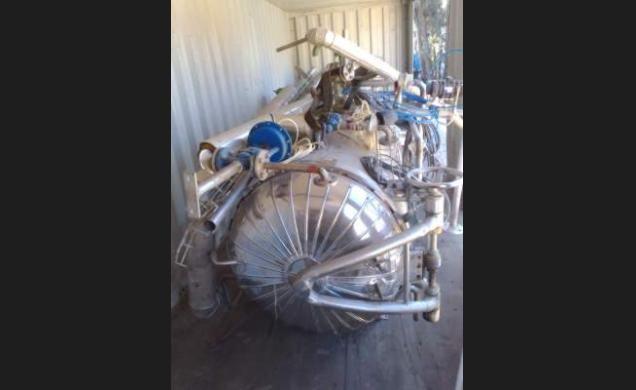 CCMT VAPO2004 Steamer
