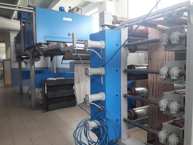 Others Tubular printing machine