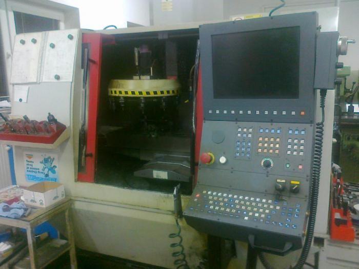 TOS CNC Control Variable FCS 28CNC 2 Axis