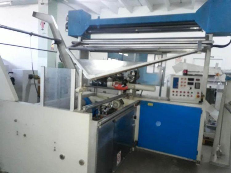 Nesi & Pugi ATH-290 Folding and sewing