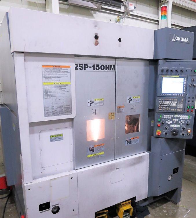 Okuma FANUC 31i-A CNC CONTROL 4500 RPM 2SP-150HM 3 Axis